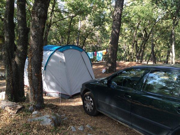 Camping Nice