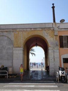 Oude stad Nice