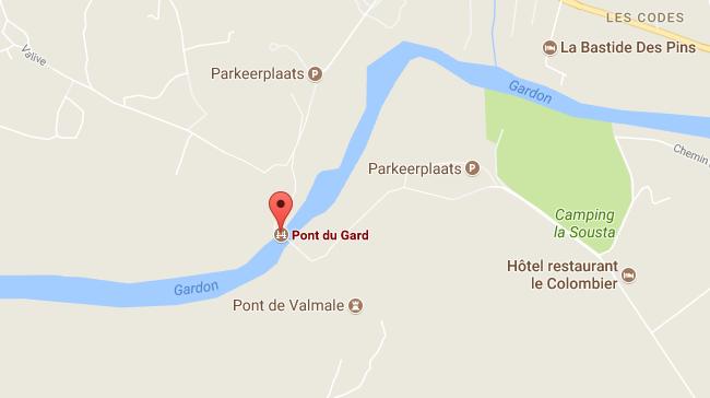 Pont du Gard gratis bezoeken